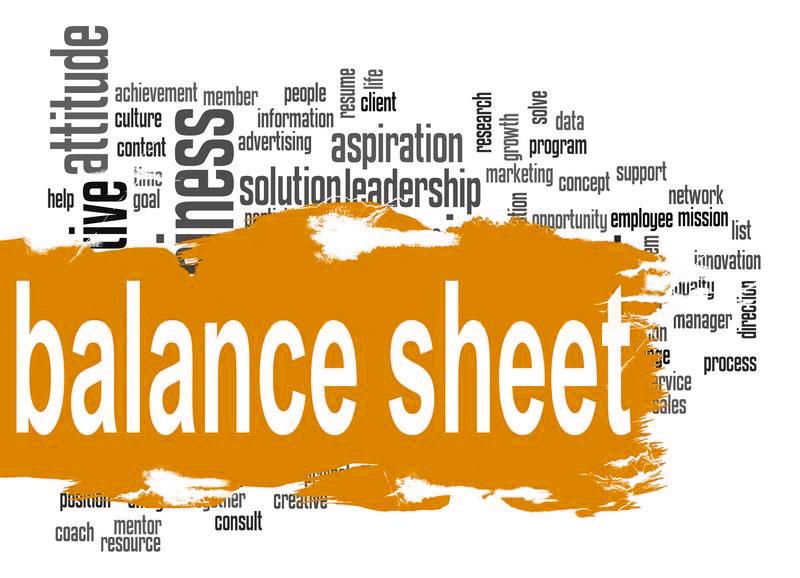 Triad Ltd Balance Sheet 2014